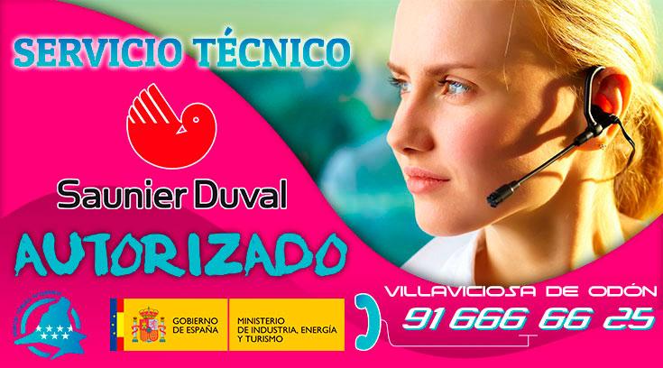Servicio tecnico Saunier Duval Villaviciosa de Odon