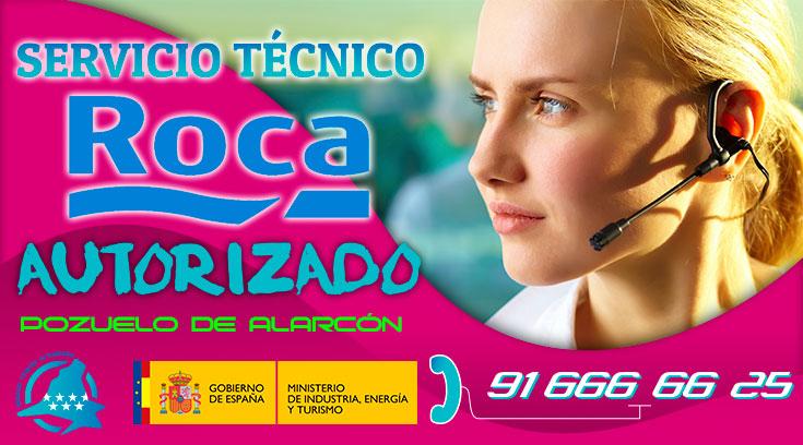 Servicio tecnico Roca Pozuelo de Alarcon