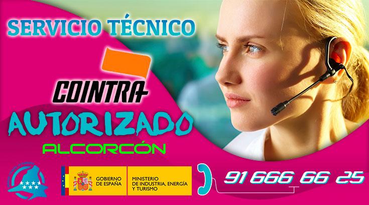 Servicio tecnico Cointra Alcorcon