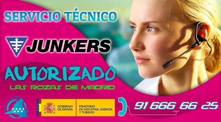 Servicio tecnico Junkers Las Rozas
