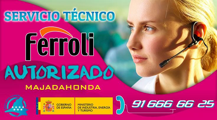Servicio tecnico Ferroli Majadahonda