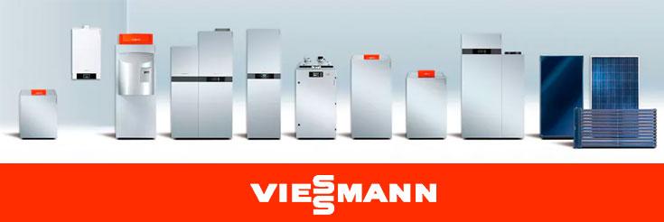 Modelos de calderas Viessmann