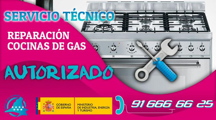 Certificado de gas natural en Boadilla del Monte